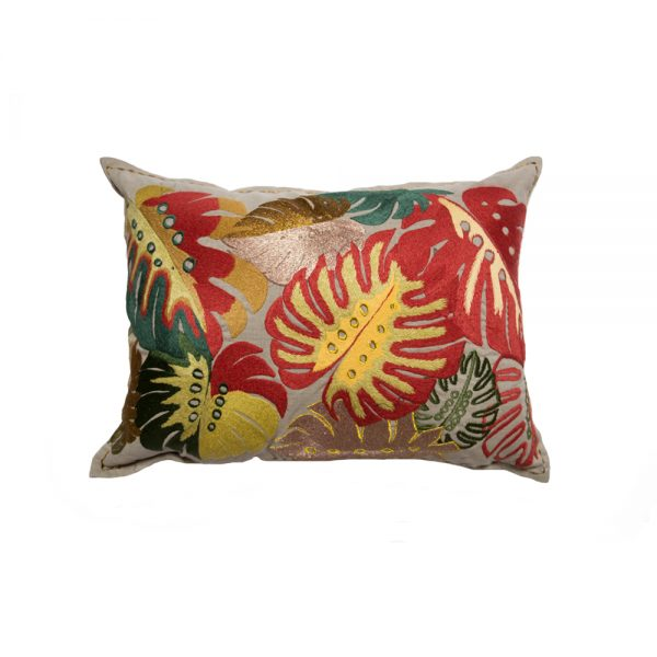 bokja_cushion_autumn leaves_website_front 2